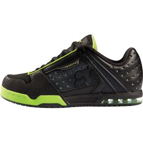 Fox Black/Green Evolve Deluxe Shoes - 65091-151