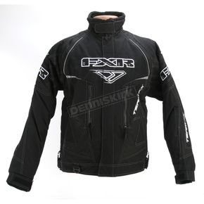 FXR Racing Black Team FX Jacket - 1006
