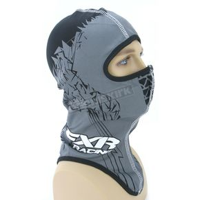 FXR Racing Youth Black Shredder Balaclava - 2712.10007