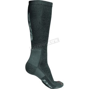 FXR Racing Black Tech Socks - 2606
