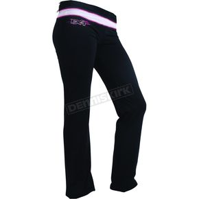 FXR Racing Womens Black/White Flashpoint Pants  - 2612.10110