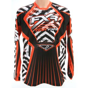 FXR Racing Hazard Coldcross Jersey - 2617