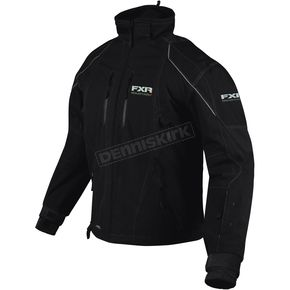 FXR Racing Black Renegade XC Jacket - 1001