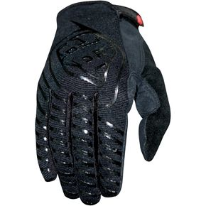 Troy Lee Designs Black Ace Gloves - 1091-0212