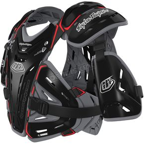 Troy Lee Designs Black CP 5955 Chest Protector - 504003206