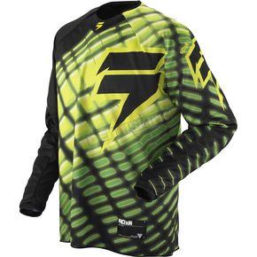 Shift Green Faction Arcade Jersey - 02390-004-L