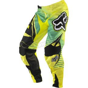 Fox Green/Yellow 360 Enterprise Pants - 04336-287-28
