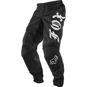 Fox Black 180 Chapter Pants - 04376-001-32