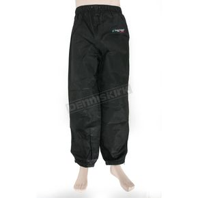 Frogg Toggs Outerwear Black Pro Action Rain Pants - PA8310201LG