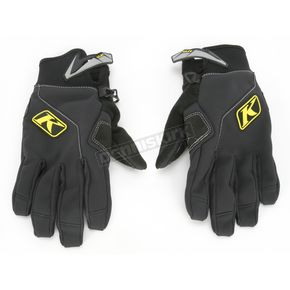 Klim Black Inversion Gloves (Non-Current) - 3161-001-140-000