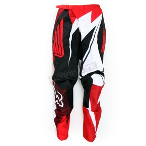 Fox Red 180 Honda Pants - 01052-003-28