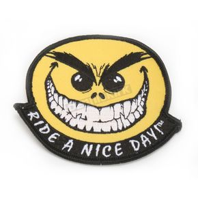 Baron Custom Accessories Ride a Nice Day Patch - BA-9500-00