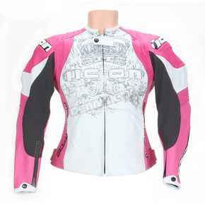 Icon Women Pink Overlord Prime Jacket - 2813-0499