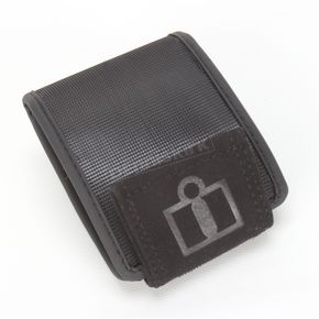 Icon Black Folding Badge Holder - 3070-0750