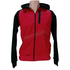 Fox Flame Red Restriction Jacket - 06495-122-S