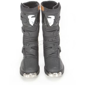 Thor Youth Black Blitz CE Boots - 3411-0297
