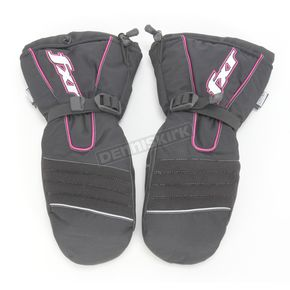 FXR Racing Womens Fuchsia Fuel Mitts - 2813.90010