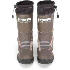 FXR Racing Realtree Xtra Camo Unisex Excursion Boots - 13505