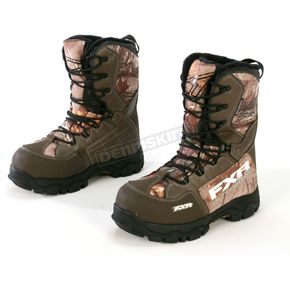 FXR Racing Realtree Xtra Camo Unisex X Cross Boots - 13515.33308
