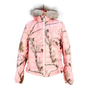 FXR Racing Womens AP Pink Puff Jacket - 14228