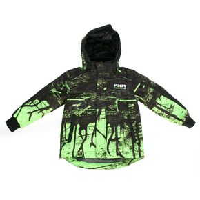 FXR Racing Child Green Fury Squadron Jacket - 14300.70102