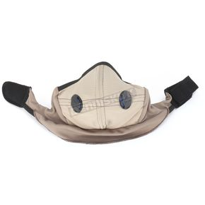 ATV Tek Tan Pro Series Rider Dust Mask - PSRDMXL