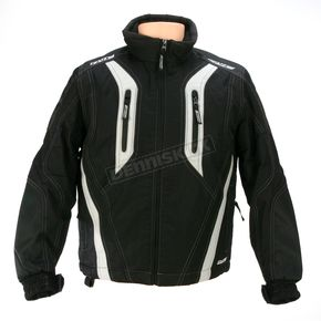 HJC Youth Black/Silver Storm Jacket - 1408-054