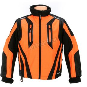 HJC Youth Black/Orange Storm Jacket - 1408-074