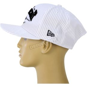 Pro Circuit White/Black Outfitter New Era Hat - PC13416-0100