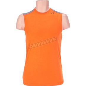 Fox Agent Orange Strength Sleeveless T-Shirt  - 08619-289-L