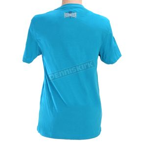 Fox Turquoise Forcible Premium T-Shirt - 09891-295-XL