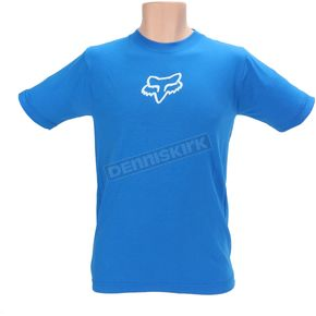 Fox Blue Tournament Tech T-Shirt - 10845-002-S