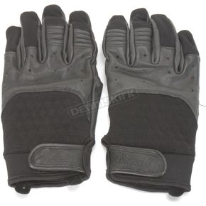Biltwell Black Bantam Gloves - GB-XSM-01-BK