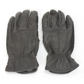 Biltwell Black Work Gloves - GW-XSM-01-BK