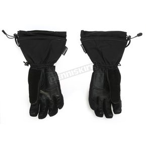 FXR Racing Black/Orange Fuel Gloves - 15606.30119