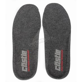 Castle X Black Force/Barrier Boot Insoles - 84-9107