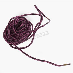 Klim Purple Aurora Boot Laces - 4085-900-008-790