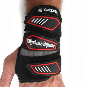 Troy Lee Designs Black 5205 Left Wrist Support - 533003203