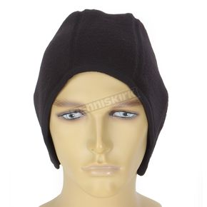 Schampa Black Fleece Skull Cap - SKLCP001