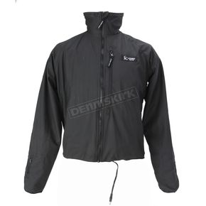 Atomic Skin Black Heated Jacket Liner w/Heat Controller - PHG-915-M
