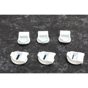White Blitz Boot Strap Receiver - 3430-0714