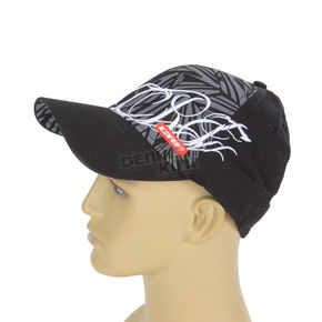 Parker Synergies Black CRF Swirl Hat - 54-7281