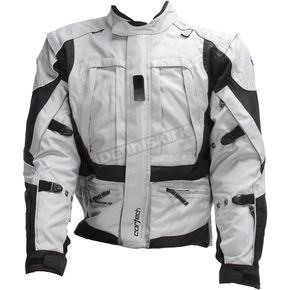 Cortech Gray/Black Sequoia XC Jacket - 8920-0007-07