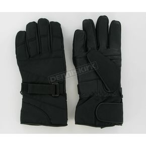 Mossi Graphite Black Snow Gloves - BCS2340XXL