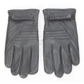 Easyriders Roadware Ladies Leather Gel Gloves - 2289S