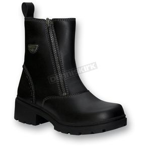 Milwaukee Motorcycle Clothing Co. Womens Destiny Boots - MVB20619
