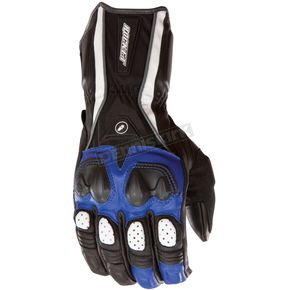 Joe Rocket Pro Street Leather Gloves - 9056-1203