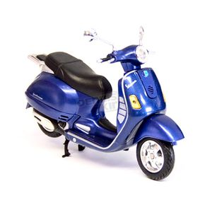 Scooter Works Vespa GT200 Scooter - VMD23BLUE
