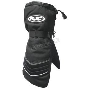 HJC Storm Black Mitts - 916-062