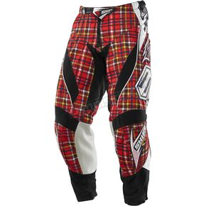 Shift Strike Plaid Pants - 04245-560-28